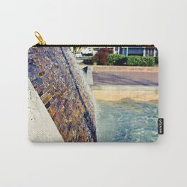 Waterfall Wall Version 2 Carry-All Pouch
