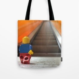 Going Up! Tote Bag