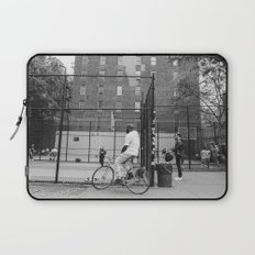 New York Basketball III Laptop Sleeve