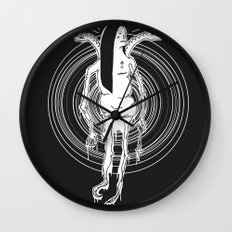 Long Death Wall Clock