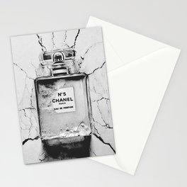 Broken perfume bottle Stationery Cards