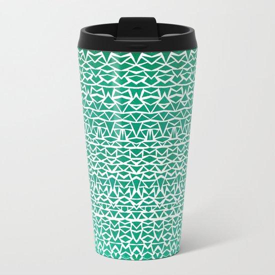 Tribal Forest Travel Mug
