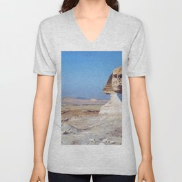 Bonaparte Before The Sphinx - Digital Remastered Edition Unisex V-Neck