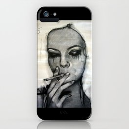 Untitled (for now) iPhone Case