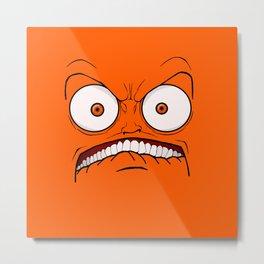 Emotional Hateful Tuesday - by Rui Guerreiro Metal Print