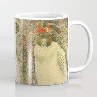voyage Mugs featuring Voyage by Aimee Stewart