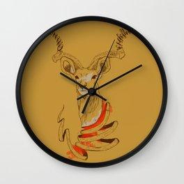 Delusional Pride Wall Clock