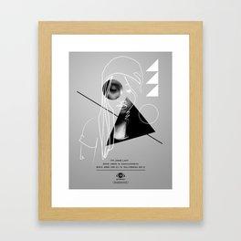 I'M Jane Lam Framed Art Print