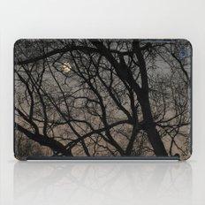 ghost moon iPad Case