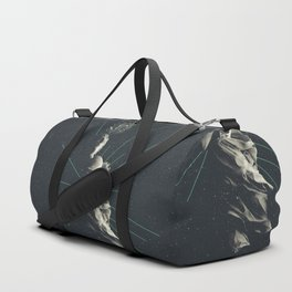 Marbled Dignity Duffle Bag