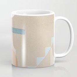 Pinball Minimal boho and also geometric Coffee Mug