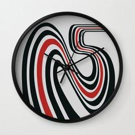 Figure 8 Elliott Smith Wall Clock