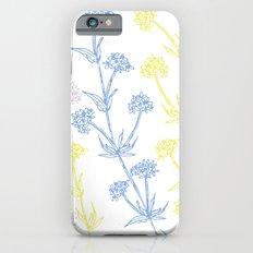 Little flowers    Slim Case iPhone 6s