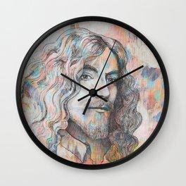 Robert Plant - I Pray That Love Won't Die Wall Clock