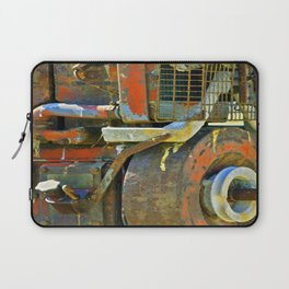 The Red Contraption Laptop Sleeve