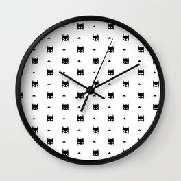 I'm Bat Man Wall Clock