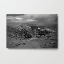 Pikes Peak  Metal Print