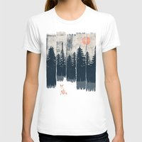T-shirts featuring A Fox in the Wild... by NDTank