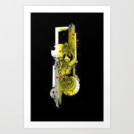 Alansis Art Print