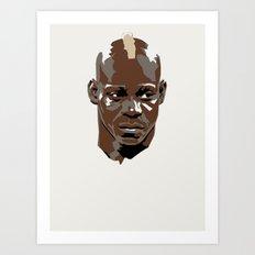 Mario Balotelli Art Print