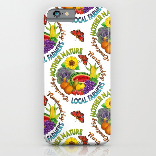 Created by Mother Nature.... iPhone & iPod Case