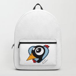 OFF WITH THEIR HEADS!! Backpack