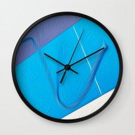 the new shape Wall Clock