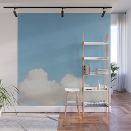 Changing Skies Wall Mural