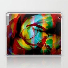 Curled Laptop & iPad Skin
