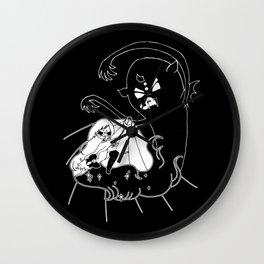 ▴ demon ▴ Wall Clock