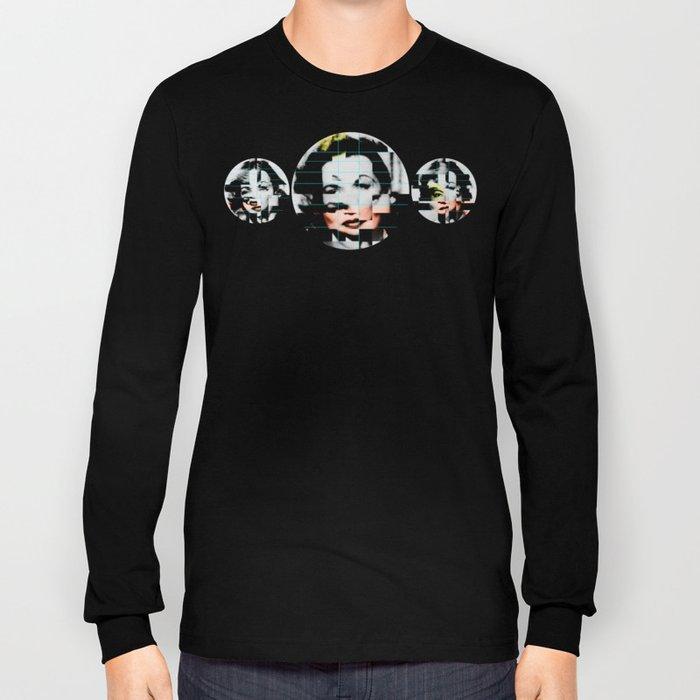 DivenMixUp 4 · Crop Circle Long Sleeve T-shirt