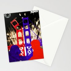 Rise of the Apes Stationery Cards