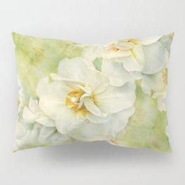 Narcissus Pillow Sham