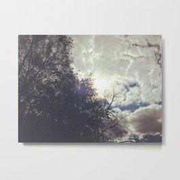 MI Sun 2 Metal Print