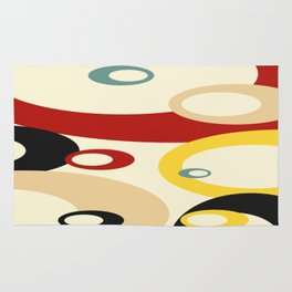 Geometric abstraction  #society6 #decor #buyart #artprint Rug