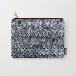 MAGIC MERMAID CLASSIC GREY by Monika Strigel Carry-All Pouch