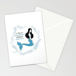 Mermaid Lagoon Stationery Cards