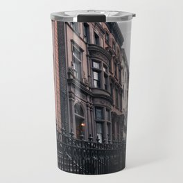 Brownstone in Brooklyn Heights Travel Mug