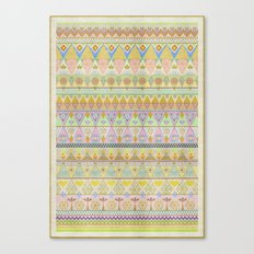 TROPIC THUNDER / PATTERN SERIES 004 Canvas Print