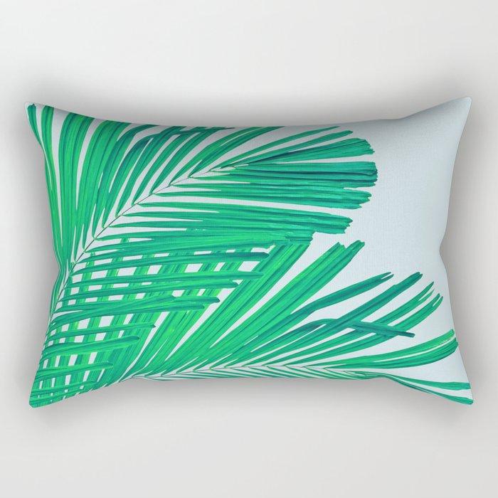 Palm leaf Rectangular Pillow