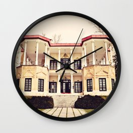 Koushk Of Ahmad Shah Wall Clock