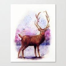 .Rudolph Canvas Print
