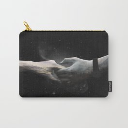 [LOVE] Sea meets Mountain - Hands Carry-All Pouch