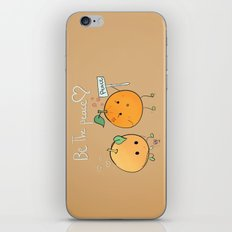 if you want peace be it iPhone & iPod Skin
