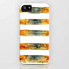 Abstract Slivers iPhone Case