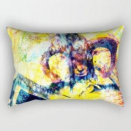 Born To Be Free Rectangular Pillow