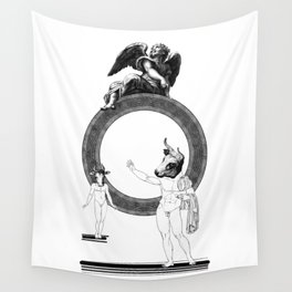 The outrageous promise. Wall Tapestry