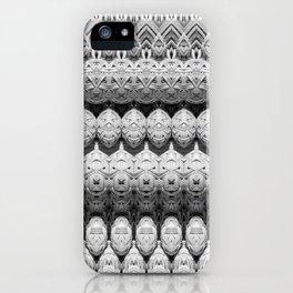 Rattan iPhone Case