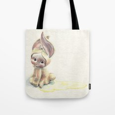Baby-Pee-a-Little Tote Bag