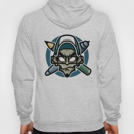 The Mad Artist Hoody